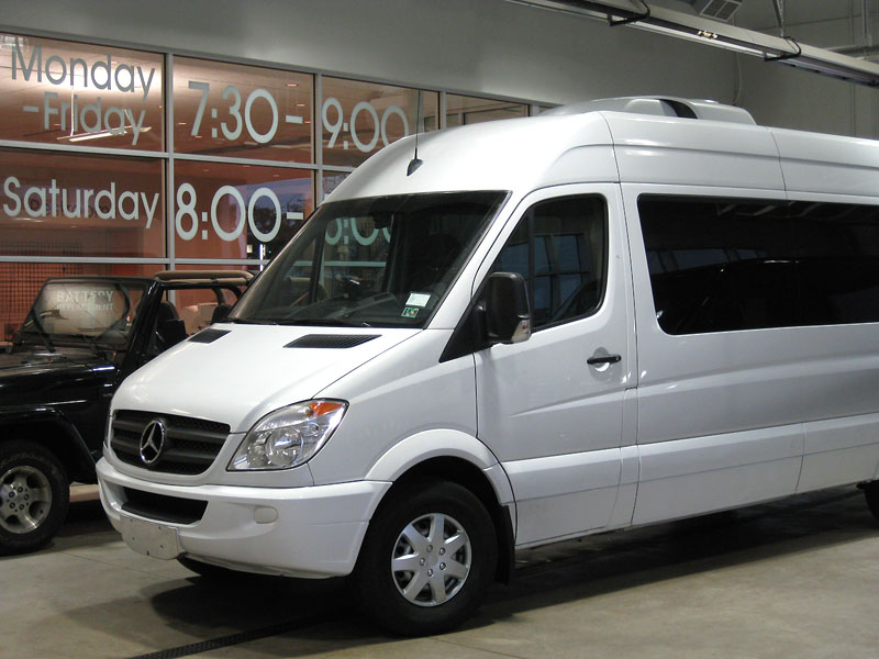 15 Passenger Van Rental