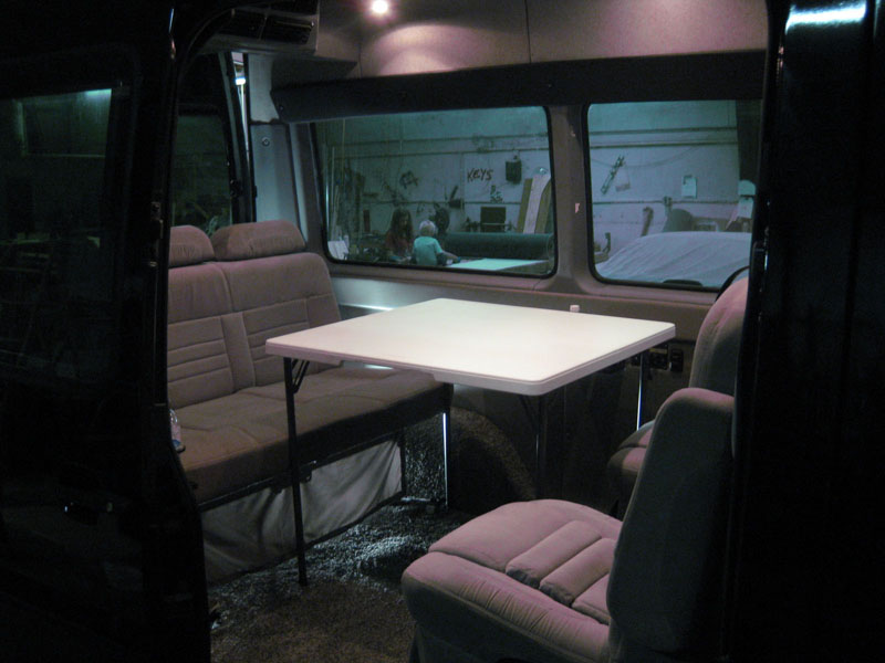 Sprinter Limousine Mercedes Benz 2 7L Diesel Dodge Limo RV Luxury Passenger Van